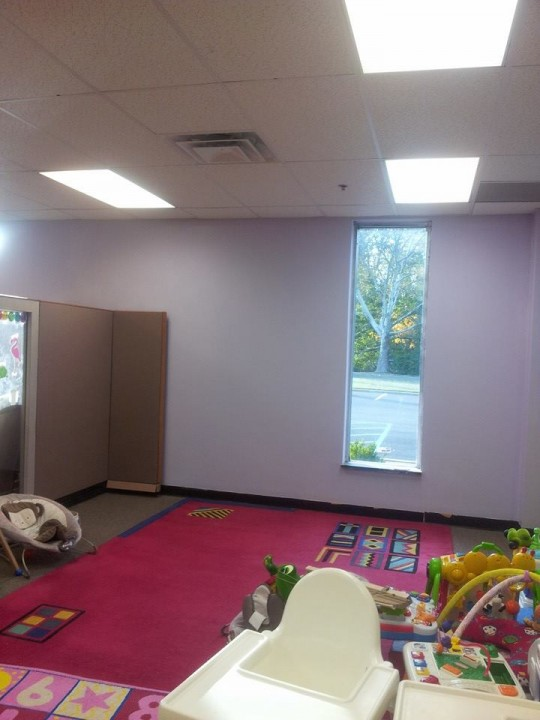 After Interior Painting at a Daycare in Teaneck, NJ