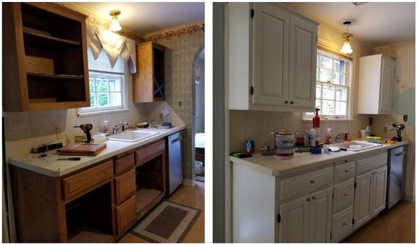 Before & After Kitchen Remodeling in Glen Rock, NJ (1)